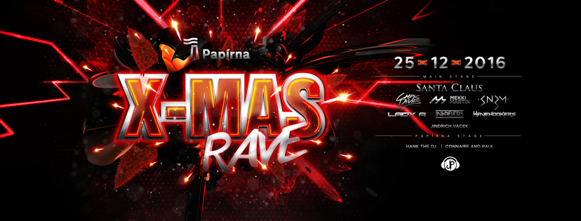 X-Mas Rave by JP