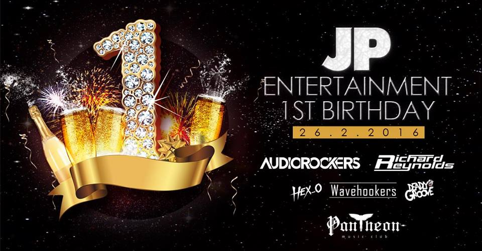 JP Entertainment 1st B-day